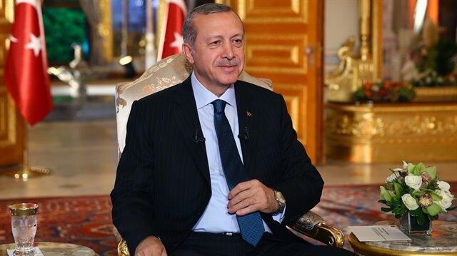 Cumhurbaşkanı Erdoğan, ATV'de katıldığı özel yayında gündeme dair soruları cevapladı.