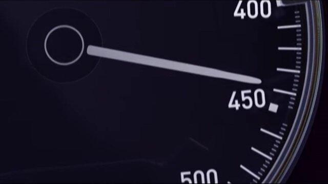 0'dan 400 km hıza çıktığı süre ile dünya rekoru kırdı!