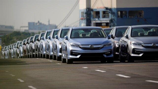 Otomotiv üretiminde artış sürüyor.