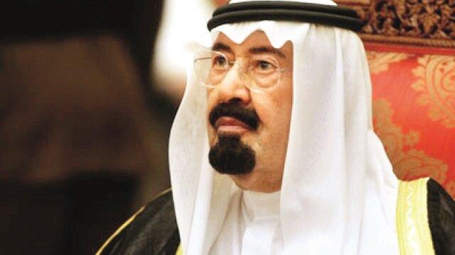 Suudi Arabistan Kralı Abdullah