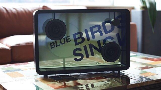 Dünyanın ilk şarkı sözü destekli hoparlörü
