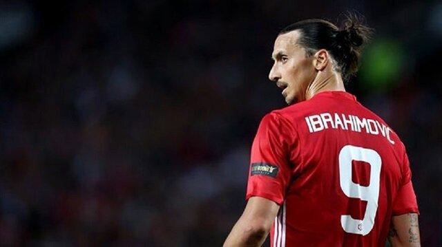 Ibrahimovic Manchester United formasıyla çıktığı 46 resmi maçta 28 gol atarken 9 da asist kaydetti.