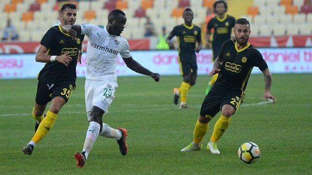 Evkur Yeni Malatyaspor: 2 Bursaspor: 4 ÖZET- Geniş maç özeti ve golleri izle