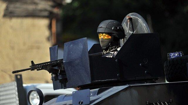 Operasyonda 74 şüpheli gözaltına alındı.