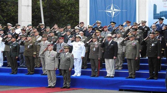 NATO Askeri Komitesi Genelkurmay Başkanları Toplantısı sona erdi