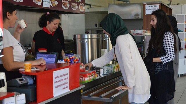 Okullardaki kantinler, kafeteryalar ve büfelerde satışa sunulan gıdaların güvenilirliği konusunda usul ve esaslar belirlendi.