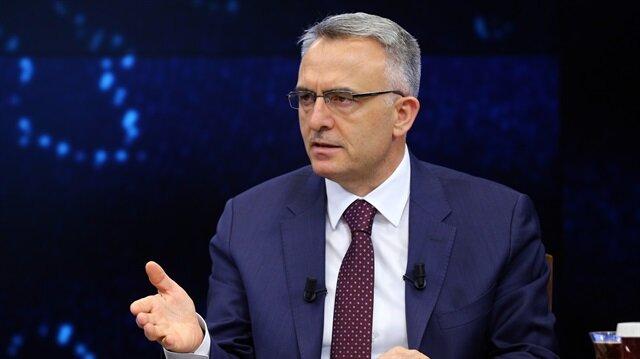 Maliye Bakanı Naci Ağbal yasa dışı sanal kumarla mücadeleye ilişkin çalışmaları anlattı.