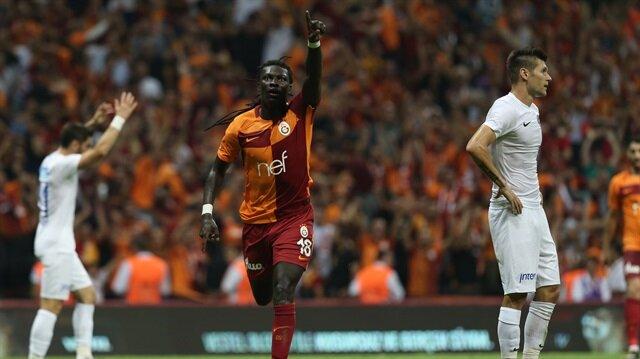 Gomis, Galatasaray formasıyla 1994-1995 sezonunda ilk 7 haftada 9 gol atan Saffet Sancaklı'nın rekoruna yaklaştı.