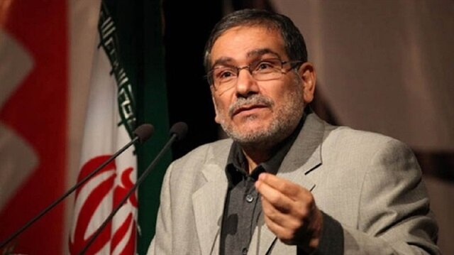 İran Ulusal Güvenlik Yüksek Konseyi Genel Sekreteri Ali Şamhani