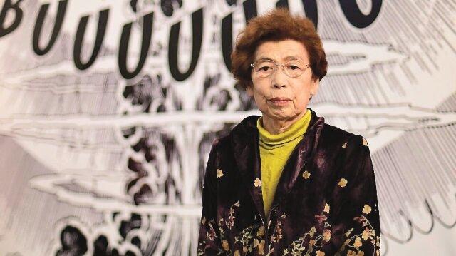 Nükleer felaketten sağ kurtulan Sadae Kasaoka bugün 84 yaşında.