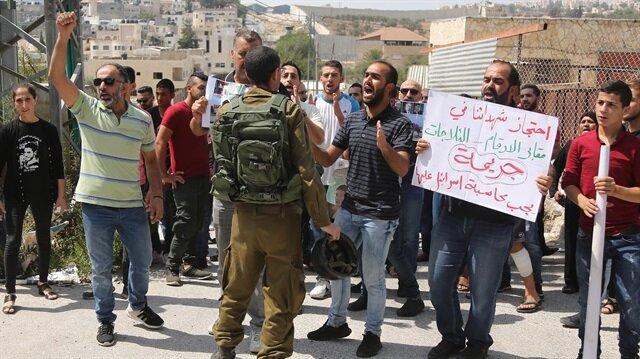 Filistinliler İsrail'in alıkoyduğu cenazelerini istiyor