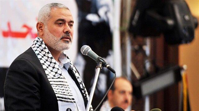Hamas'ın Siyasi Büro Şefi İsmail Heniyye