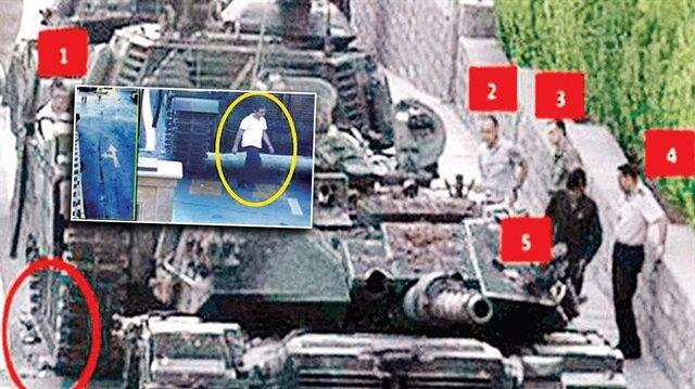 Darbe girişiminden sonra FETÖ'cü darbecilerin tanklarla ezdiği belgelerden bir milyondan fazla materyal çıktı.