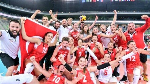 Voleybol U23 Milli Takımımız dünya şampiyonu