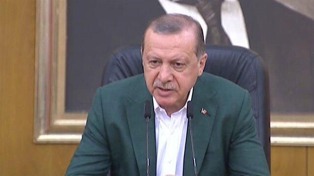 Cumhurbaşkanı Erdoğan'dan TEOG açıklaması