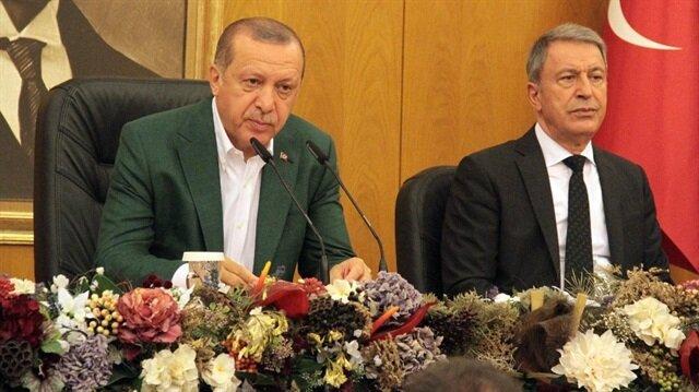Cumhurbaşkanı Erdoğan: İbadi ve Trump ile 'referandumu' görüşeceğiz