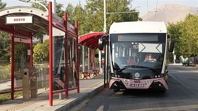 The tram buses will mostly be used by undergraduates