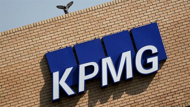 The KPMG logo