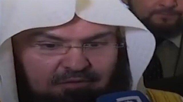 Kaaba's imam: US, Saudi are 'leading world to peace'