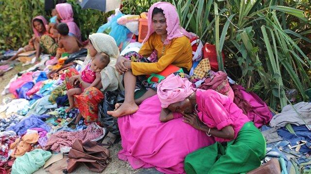 Myanmar vahşette sınır tanımıyor: Müslümanlar geri dönmesin diye sınıra mayın döşemişler