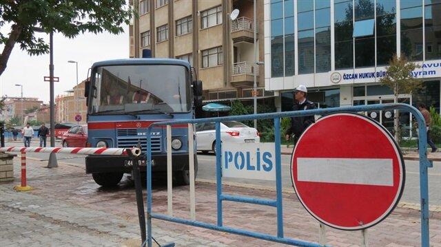 Çankırı'daki FETÖ/PDY operasyonunda 1 kişi tutuklandı