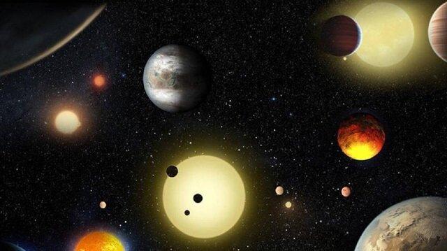Mars ile Jüpiter arasındaki asteroit kuşağında birbirlerinin yörüngesinde dönen iki gök cismi keşfedildi.