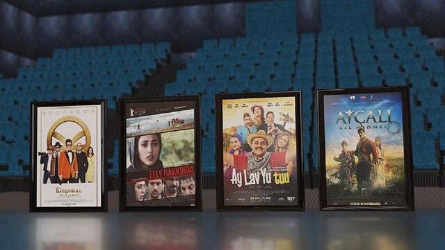 Bu hafta 7 film vizyona giriyor