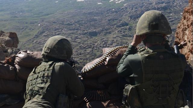 Terör örgütü PKK'ya yönelik operasyonlar devam ediyor...