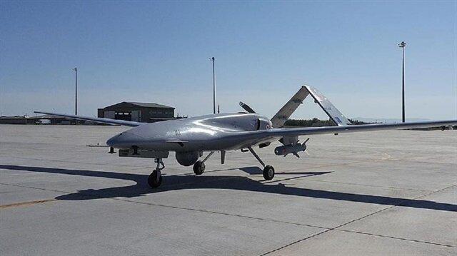 Silahlı insansız hava aracı (SİHA)