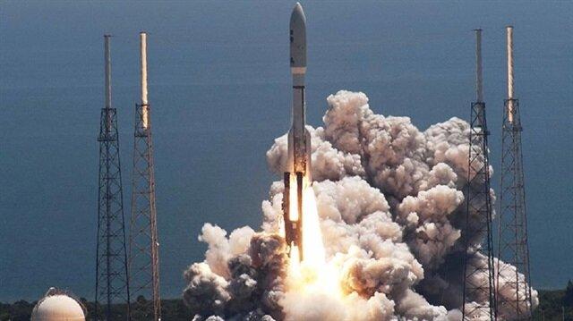 NROL-42 uydusu Atlas 5 roketi ile gönderildi.