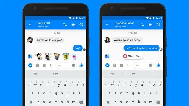 Facebook, Messenger'ın yapay zekasına 3 yeni özellik ekledi.
