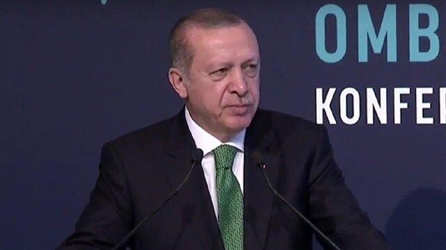 بث مباشر | كلمة للرئيس التركي رجب طيب أردوغان من اسطنبول