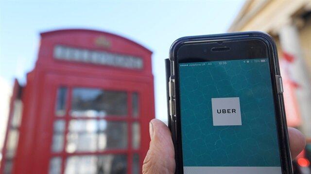 Uber'in patronu özür diledi.