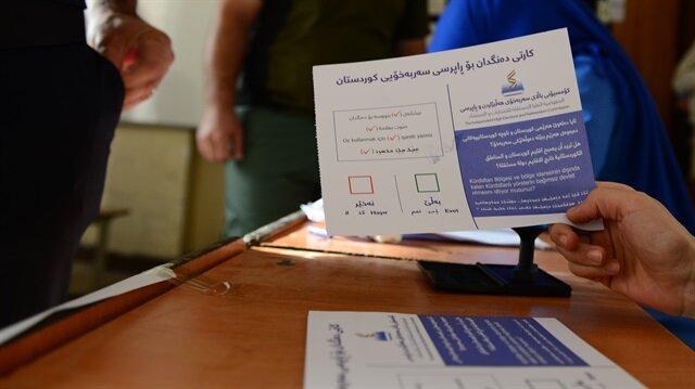İran'dan Irak'a 'referandum' telefonu