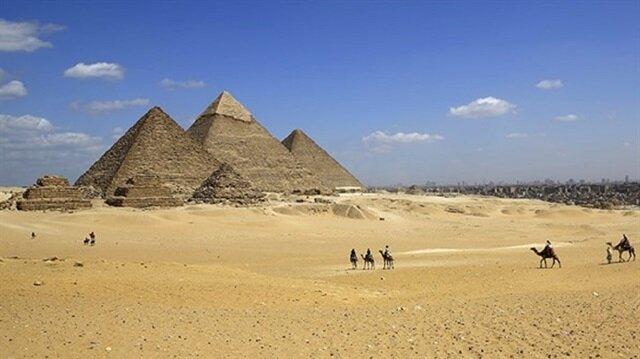 Mısır Piramitlerinin Nasıl Yapıldığı Ortaya çıktı