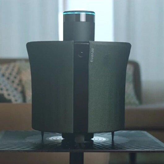 Akıllı ev kontrolünü sağlayan drone: Aire