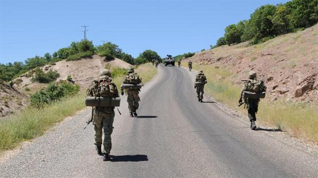 Elazığ'da öldürülen teröristler bakın kim çıktı
