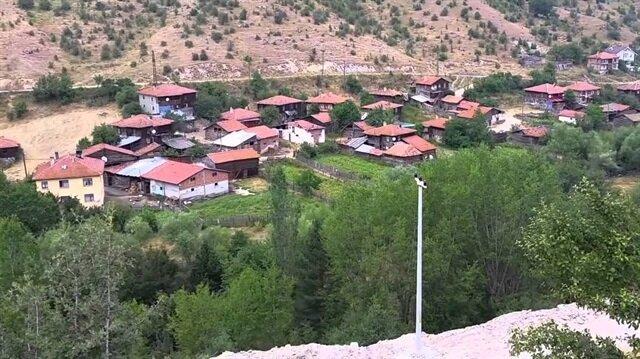 Bakanlar Kurulu kararı ile bir köy taşınıyor
