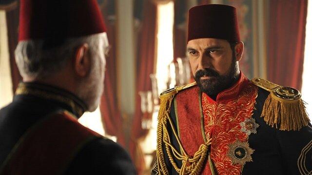 Payitaht Abdülhamid 'Mücadele' teması ile ekrana dönüyor.