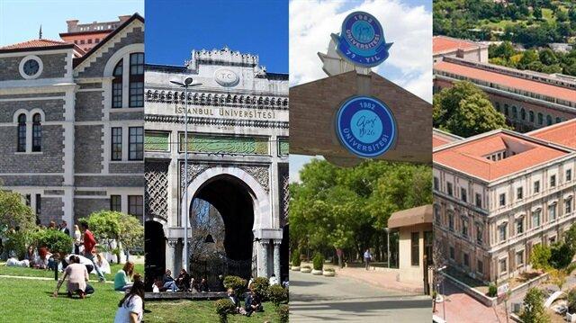 Cumhurbaşkanı Erdoğan 10 araştırma üniversitesini açıkladı