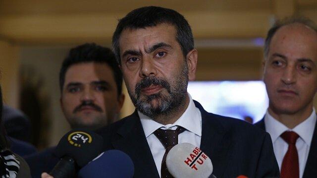 Milli Eğitim Bakanlığı Müsteşarı Yusuf Tekin