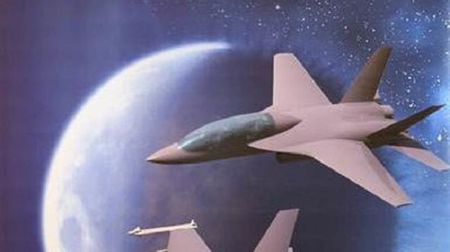"""Yeni Nesil Temel Eğitim Uçağı'nın (HÜRKUŞ) jet versiyonu olarak başlattığı """"HÜRJET"""" Projesi'nin konsept tasarımına ilişkin görüntüsü"""