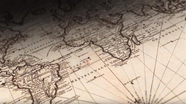 Dünya haritasının ardındaki saklı gerçek