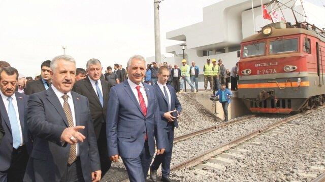Bakü-Tiflis-Kars Demiryolu'nda sona doğru