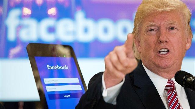 ABD Başkanı Donald Trump, Anti Donald Trump sayfasını beğenen 6 bin kişinin kimlik bilgilerini istiyor.