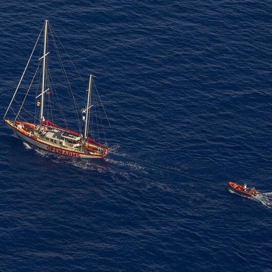 Sığınmacı tekneleri uzaydan izlenecek