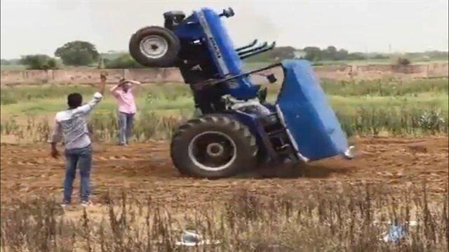 Bunu izlemeyen traktör kullanıyorum demesin!