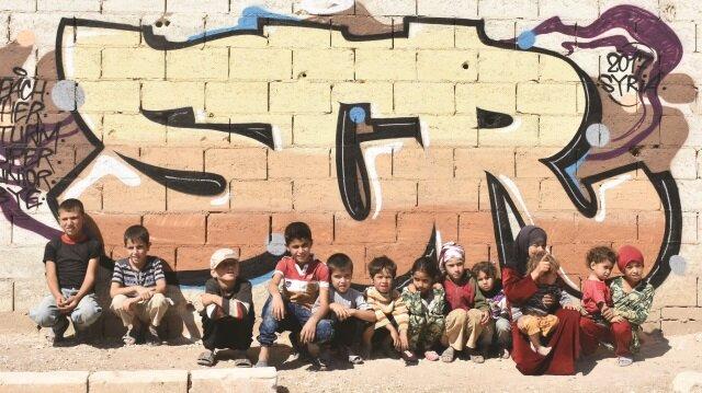 Suriyeli çocuklar için Uluslararası Mülteci Hakları Derneği İHH ile ortaklaşa 'Suriye'de Sınırsız Şenlik' organize etti.