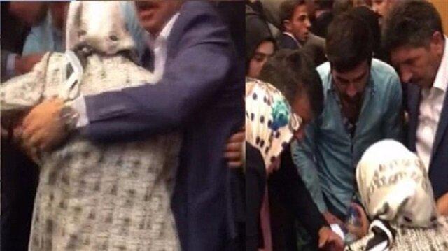 AK Partili vekil Taşkesenlioğlu baygınlık geçirdi