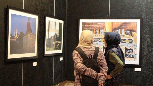 15 Temmuz'un gazeteci şehidi Canbaz'ın fotoğrafları sergilendi